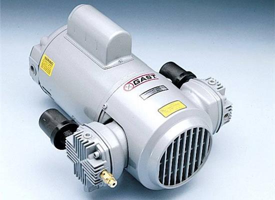 GAST(嘉仕達)無油活塞式空壓機真空泵(1H/2H/3H/4H/5H/6H/7H/8H)