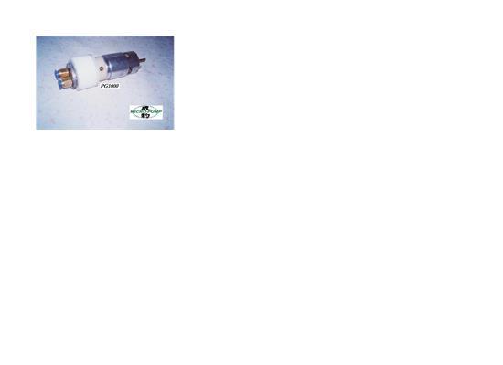 微型塑料齒輪泵(G2000)