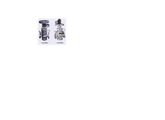 自力式壓力調節閥(HYZP-25~250)