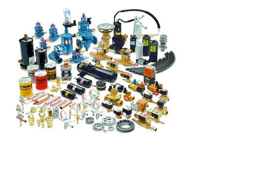 电磁阀,滤芯,膨胀阀,止回阀,空调快速接(parker)