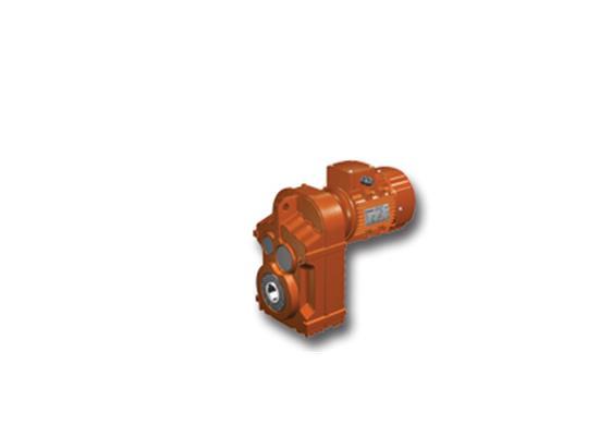 S系列斜齒-蝸輪蝸桿減速機(Sxxx )