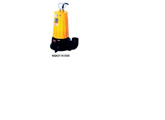 WQK型带切割污⊙水电泵系列(WQK)