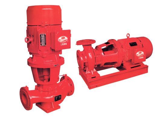 XBD型固定式离心消境地防泵组(XBD型)