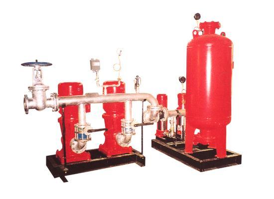 XQ型固定式离心消防泵 (XQ型)
