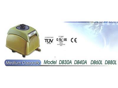 供應臺灣AIRMAC電磁泵(DB80L)