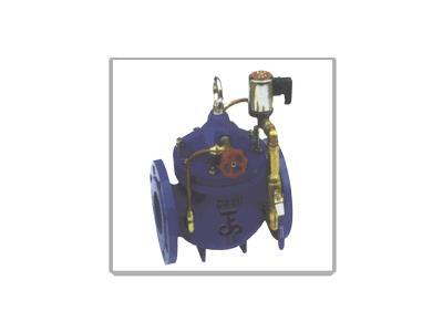 100S角型隔膜式排泥阀(100S)