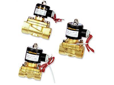 2W(大口径)系列二位二通直动式电磁阀(2W)