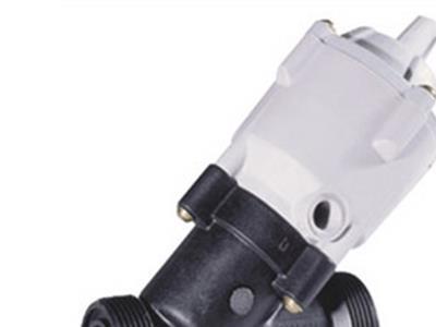 非金属气动�角座阀(DN15~50)