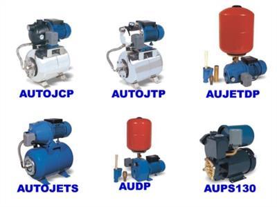 自动泵(AUTOJET/AUTOJTP/AUTOJCP)