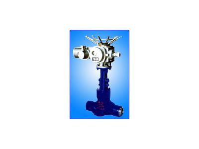 高温高压电站电动截止阀(J961Y)
