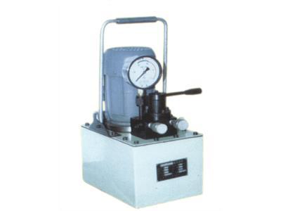 超高压手动/电动油泵/液压油缸/压力机(SYB/DBD/DBS/DSS)