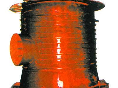 Dg型熔盐轴流泵(Dg350、400、500、700、750、900)