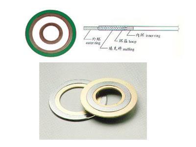 金屬纏繞密封墊片(SW-G001)