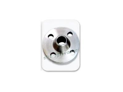带颈对好焊法兰快 (HG 20595-97)