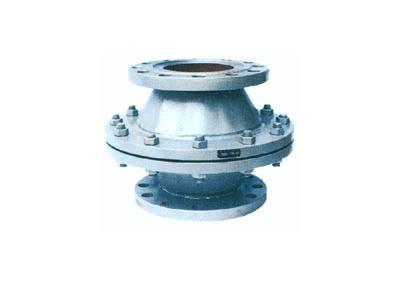 GZW-I阻爆然型管道阻火器(DN20-200)