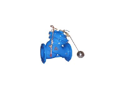 F745X薄模式遥控浮球阀(DN100)