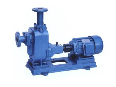 ZW型自吸无堵塞排污泵(ZW)
