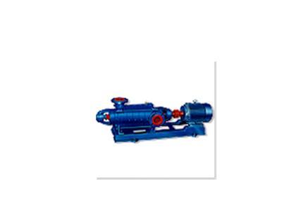 D.DG型锅炉给水泵(DG12-25*7)