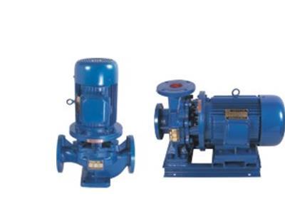 单级防垢离心泵(FLG)