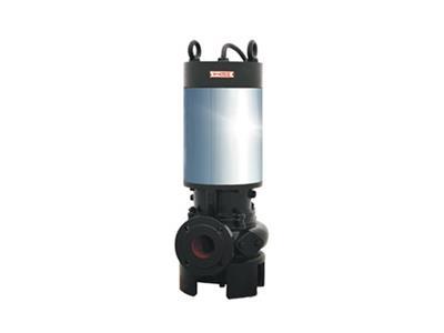 自动搅�y匀排污泵(JYWQ系列)