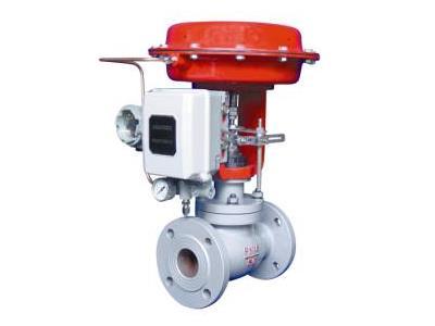 气动薄膜直通单�座调节阀(ZXP(ZJHP)型)