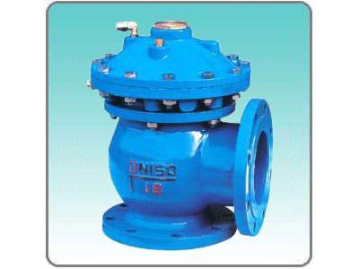 膜片式液压、气动快开排泥阀(JM744X、JM644X)