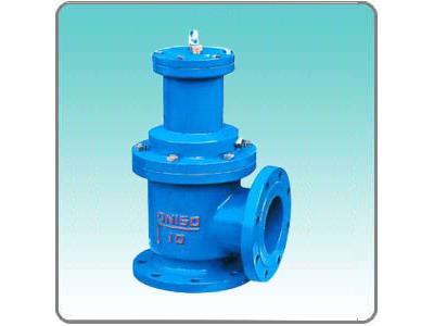 液压、气动角式快开排泥阀(J644X型/J744X型)