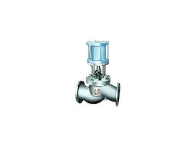 *液动�y道光�{力量截止阀(J741W-16PR DN50-200)