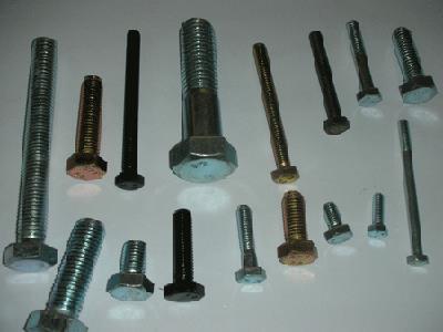螺栓(DIN933、931、558、601)