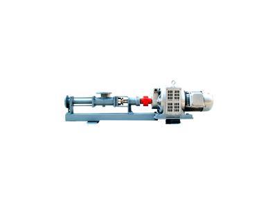 單螺桿泵A型(單螺桿泵A型G15-G35)