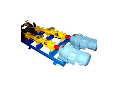 單螺桿泵C型(C型G15-G45/C型G50-G105)