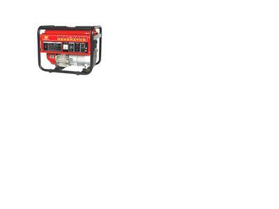 供應汽油發電機組(WT-3000)