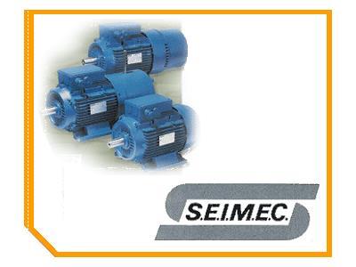 意大利SEIMEC刹车电机(1/4HP-20HP)