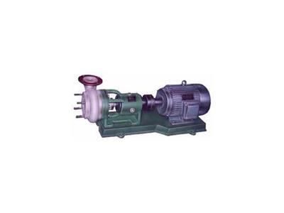 氟塑料合金离心泵(FSB、FZB 型)