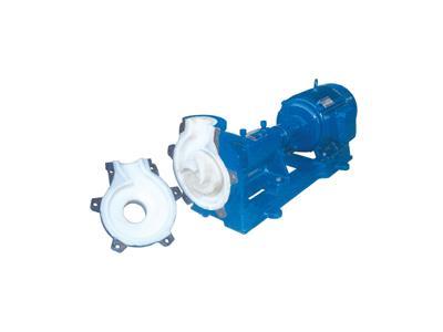 衬塑泵/衬塑砂浆泵(MFK40--MFK200)