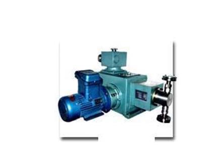 柱塞式计量♀泵(JT)