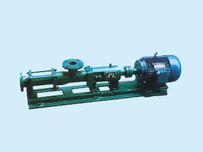 G型系列單螺桿泵(G25-1)