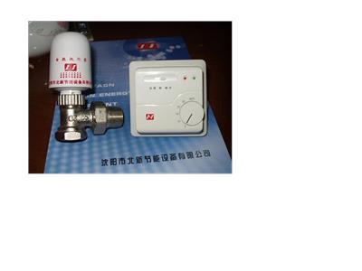远传温控阀(DN15-DN25)