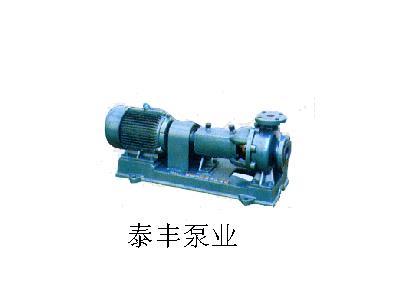 IHF系列氟塑料衬里离心泵(IHF65-50-160)