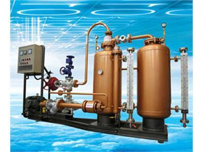 雙槽自吸全密閉式冷凝水回收系統(第90440號)