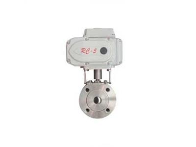 电动V型球阀,电动阀门,电动调节而这时候阀(DN15-300)