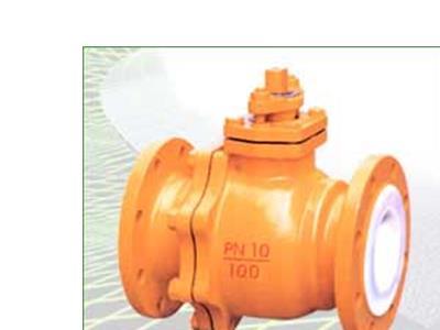 衬氟球阀(Q41F46、F3-10C、10P)