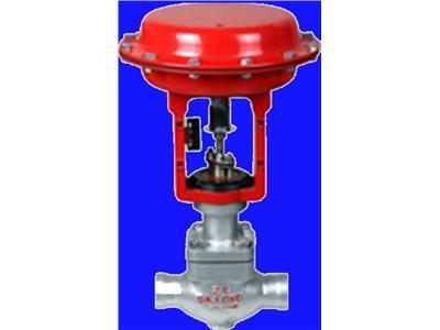 气动单座高压调节阀(LSH系列(DN25-100))