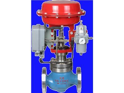 气动套筒调节阀(LC系列(DN25-300))