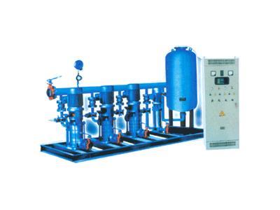 全自動變頻調整穩壓給水設備(ZLKB型口徑25-150)