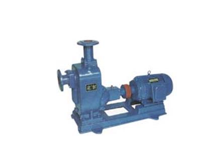 ZW型自吸∮和无堵塞排污水泵(口径25-300)