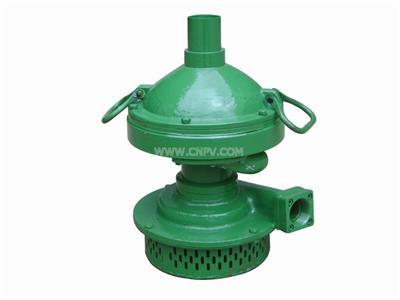 风动涡轮潜水泵(FWB35-20型)