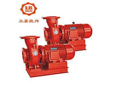 卧式消防增压泵(XBD-ISW)