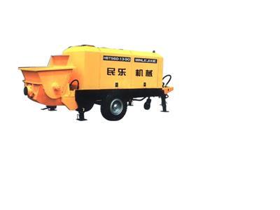 80混凝土输送泵(HBT)