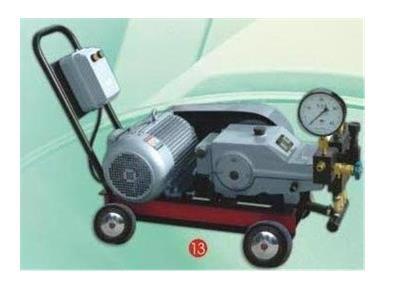 电动试压泵(3D—SY750 )